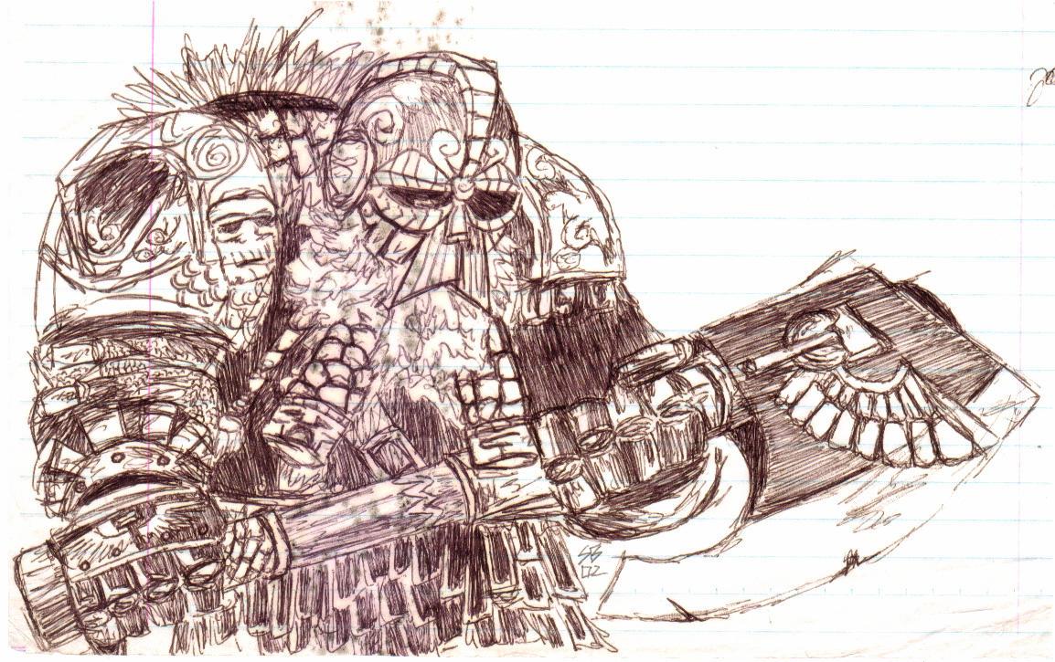 Dwarf by WEASELPOO