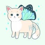 Fairy Kitten