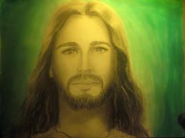 The Smiling Jesus Christ