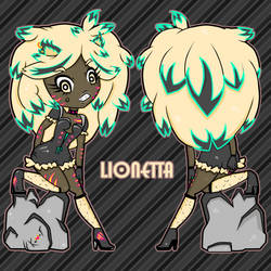 Lionetta Patch Together