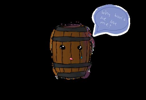 Poor Barrels!
