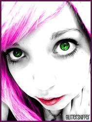 Eyes like new worlds. by killerfairy