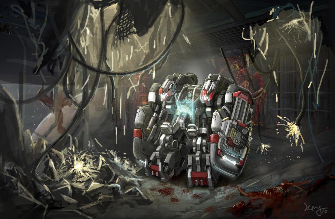 Dead space 2 APU by berserking