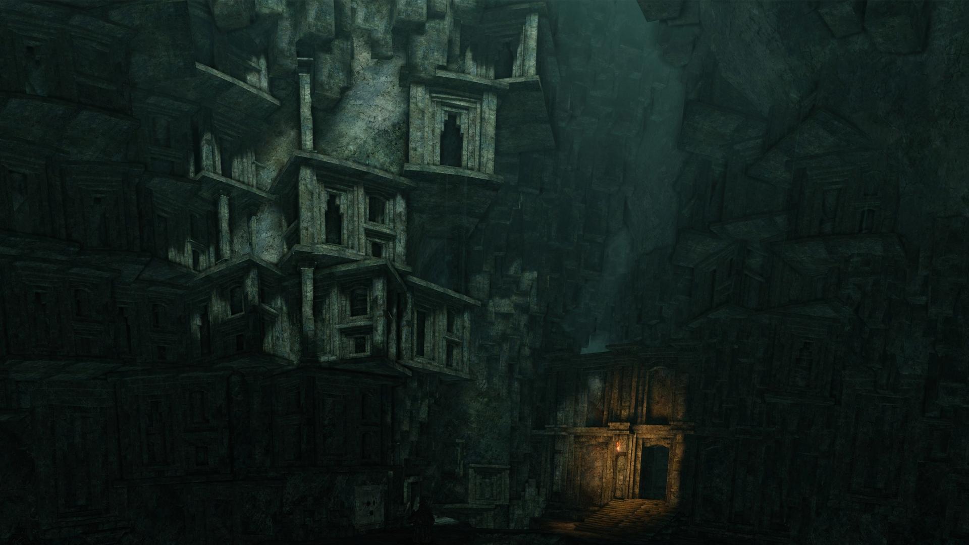Doors of Pharros Dark Souls 2 Miejsca