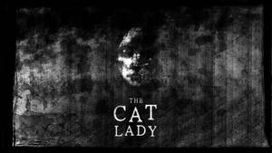 The Cat Lady Wallpaper