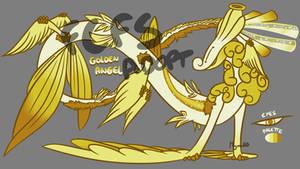 [CLOSED] Free adopt - Golden Angel Alarna