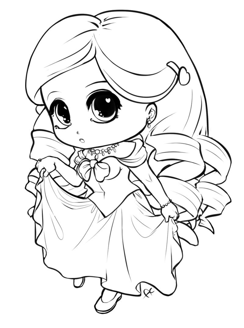Chibi Princess By Ayayume On Deviantart Anime Chibi Princess Printable