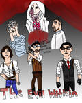 The Evil Within, Happy 20 million Mark! by CosmoK13