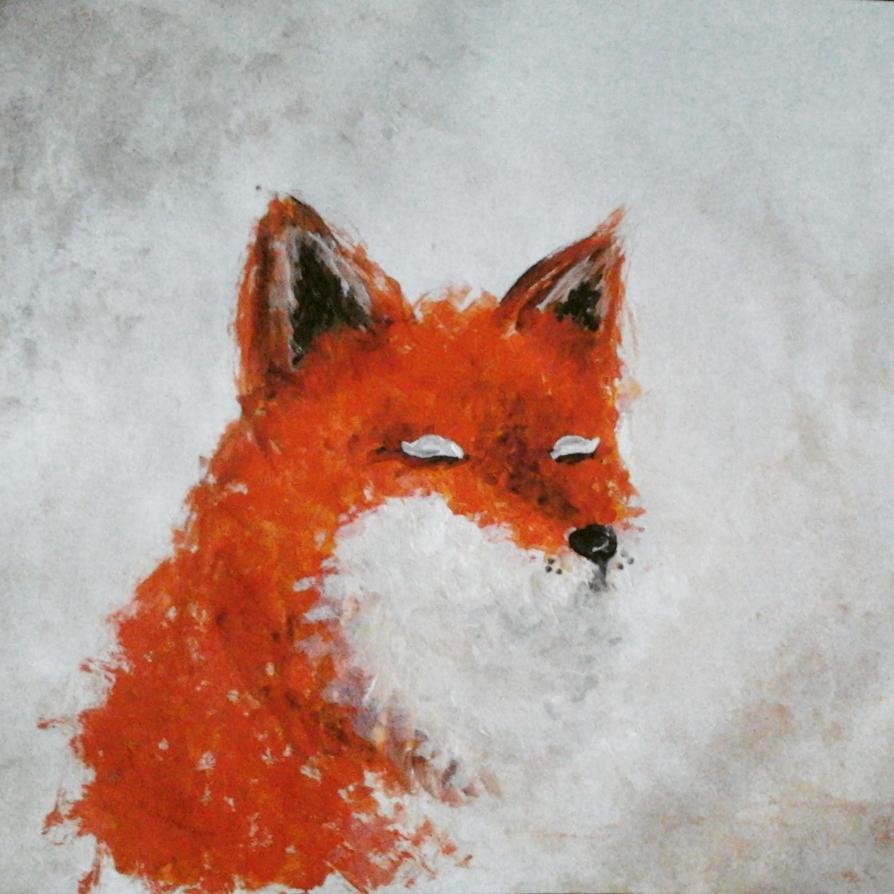 Foxy by viktori-Dv