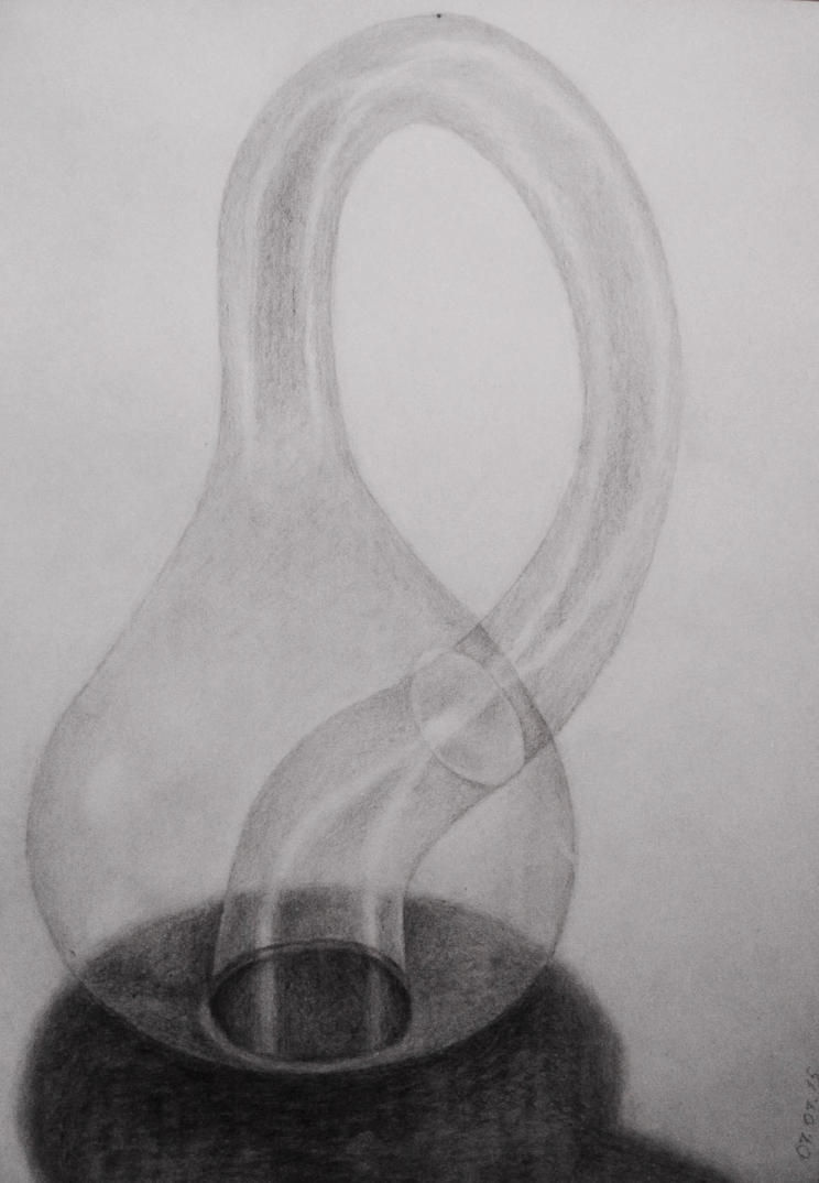 Klein bottle by viktori-Dv