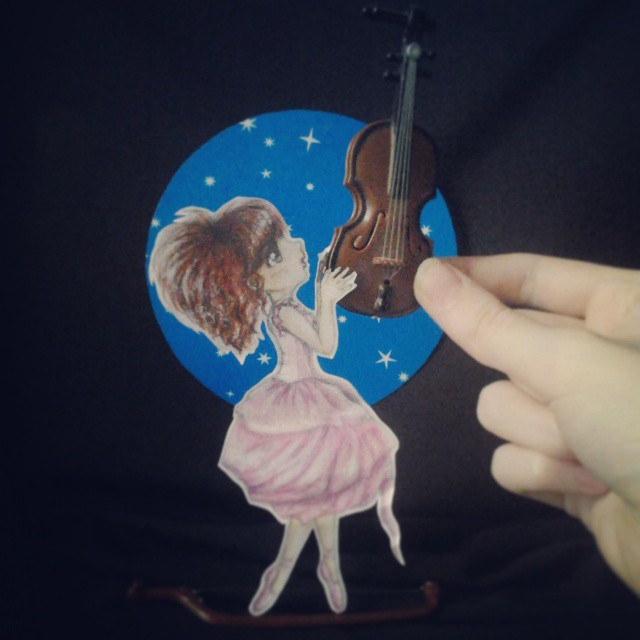 Lindsey Stirling by viktori-Dv