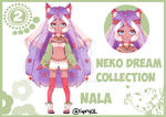 Nala Adoptable OPEN, paypal and points NEW PRICE! by Spiny21Works