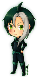 Chibi Premiofirmed by Spiny21Works
