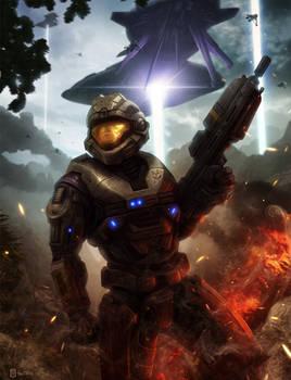 Halo: Reach - Noble Six