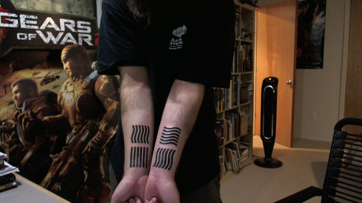Fifth Element Tattoo by Rahll
