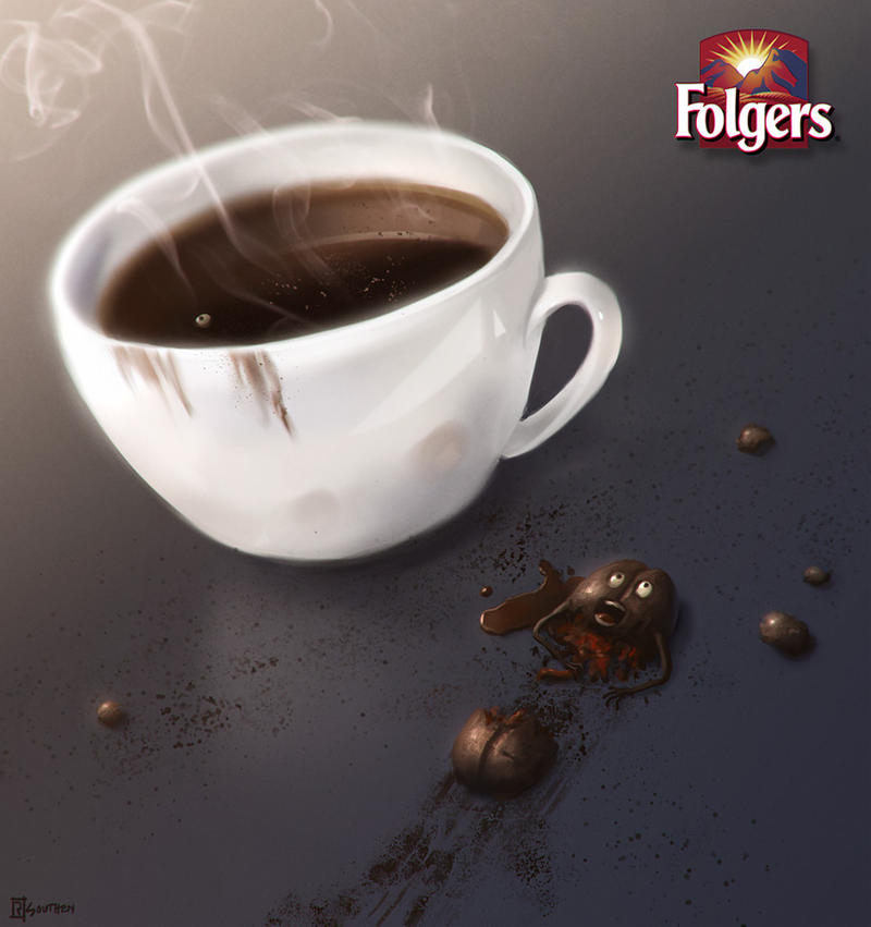 Folgers' Last Stand by Rahll