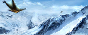 Wingsuit Windchill by Rahll