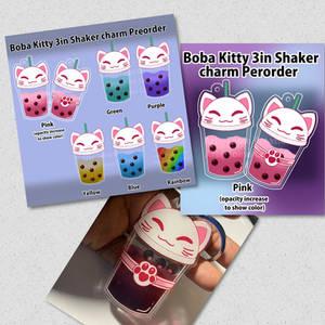 charm: kitty shaker