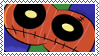 Zombie Pumpkin Magisword Stamp by PumpkinView
