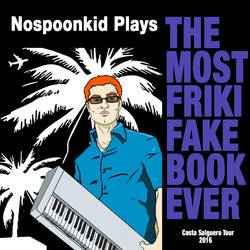 The Most Friki Fake Book Ever by nospoonkid