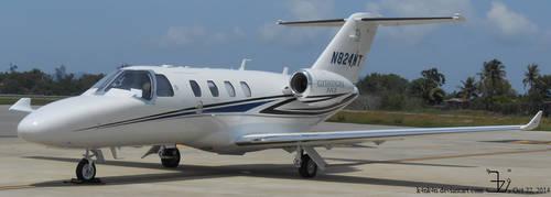 Plane 20141022 _ Cessna Citation M2 by K4nK4n