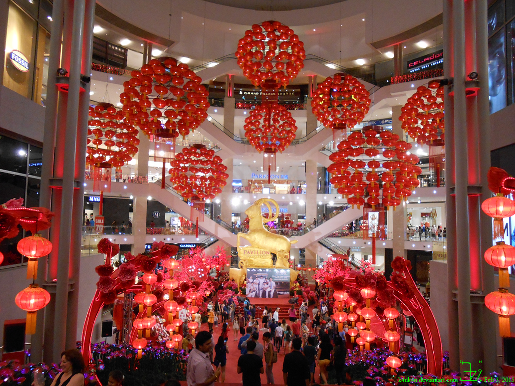 Chinese New Year decor 2015 _ 3 by K4nK4n