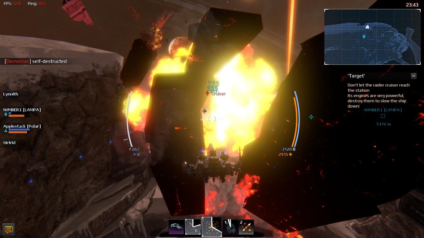 federation_swift_m_destroys_raider_cruis