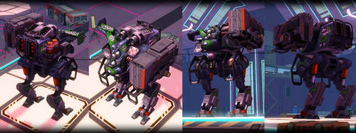 Cossack _ War Robots _ 20180503 by K4nK4n
