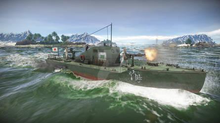 Seha-Tei Model 1 in battle by K4nK4n