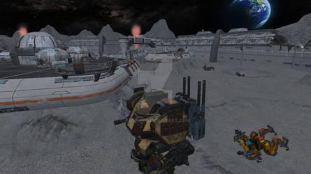 Kid _ Titan class mech _ War Robots _ 20200107 (3) by K4nK4n