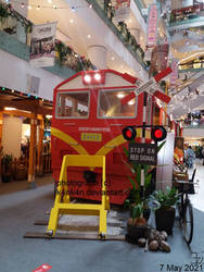 Sunway Putra Mall Train (1)