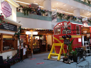 Sunway Putra Mall Train (2)