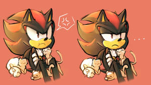 Shadow is angery but then suddenly c a t s