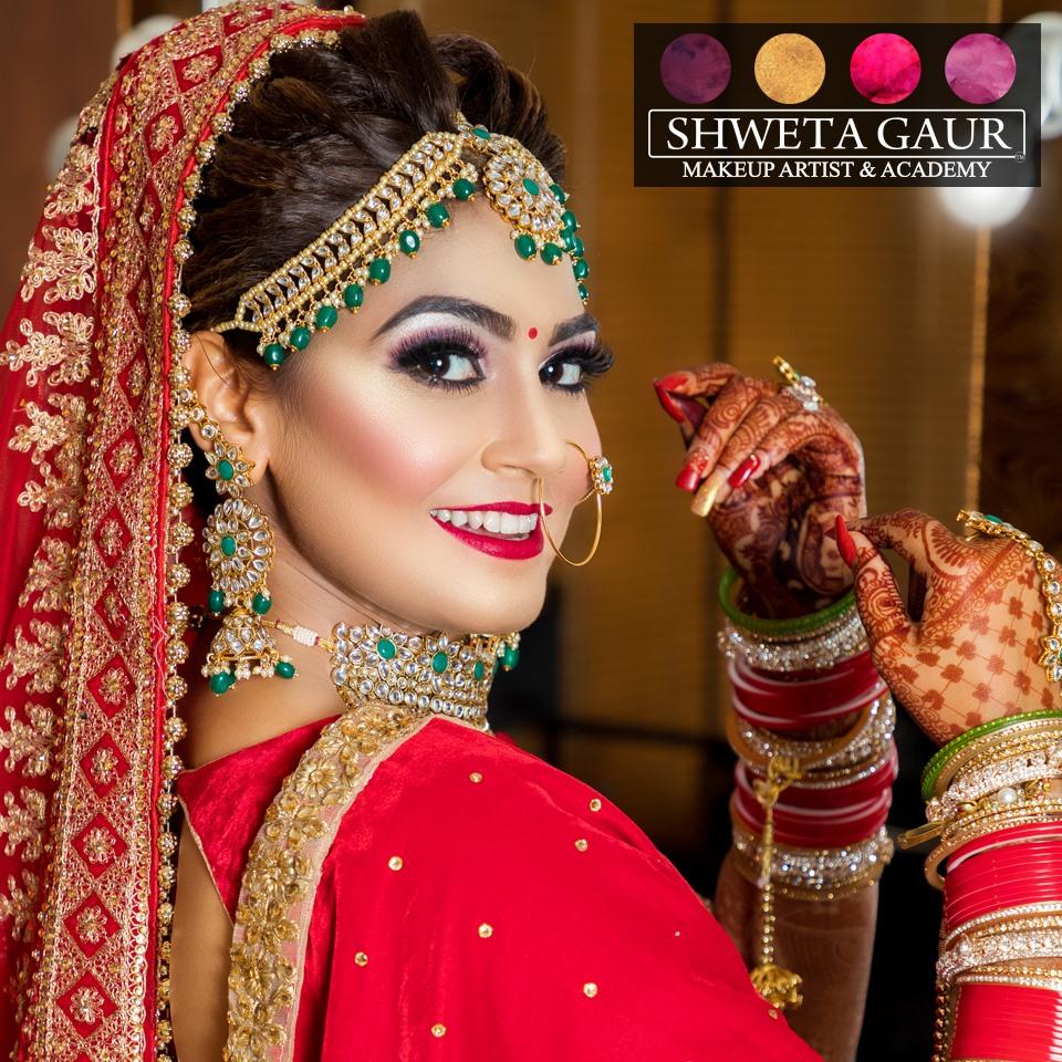 Top Bridal Makeup Artist In Delhi Ncr