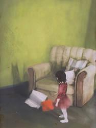 Pavlov's daughter by jabberholic