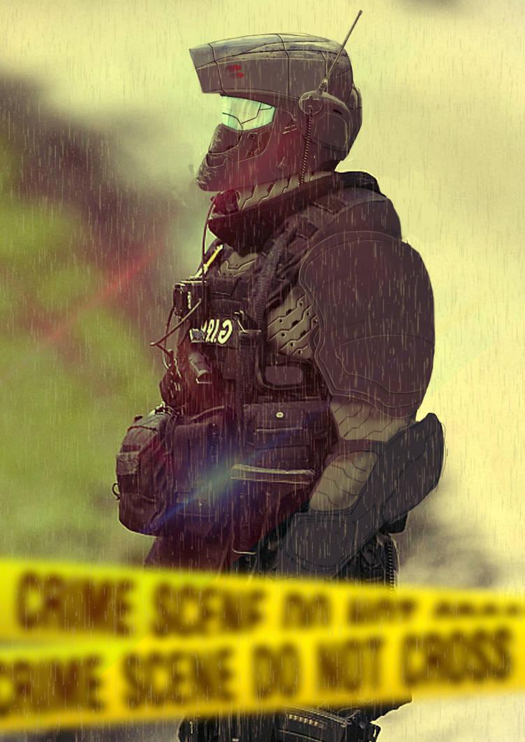 Cop by Dejanfox