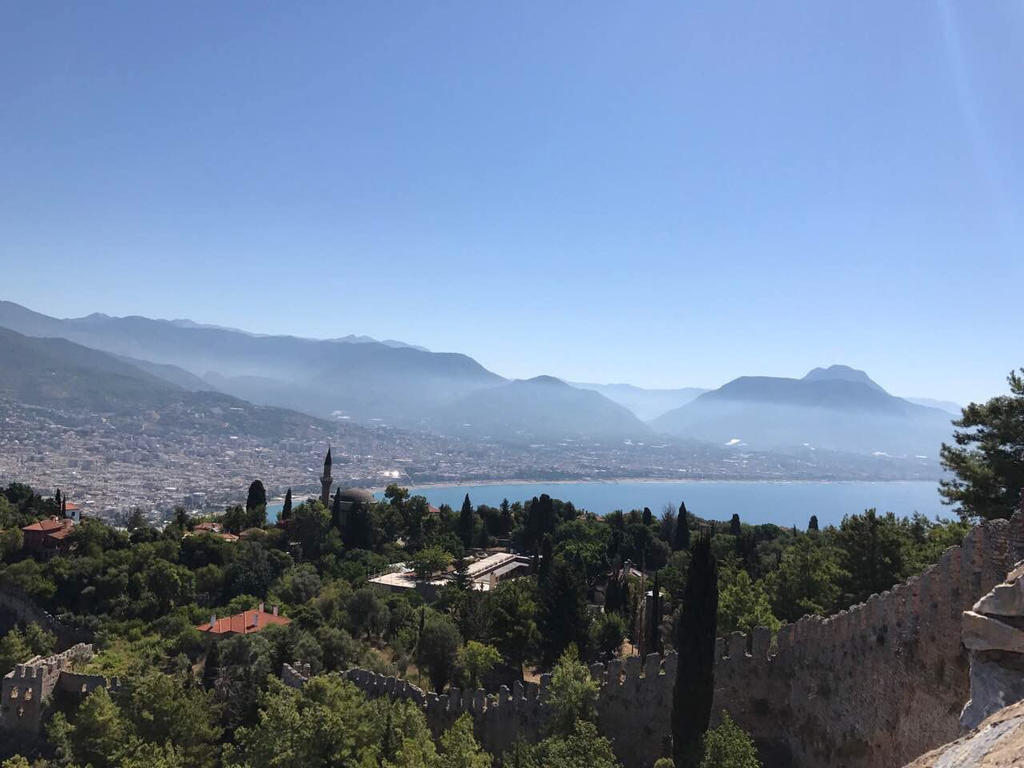 Beautiful Alanya (Turkey) by SzklarskaNatalia