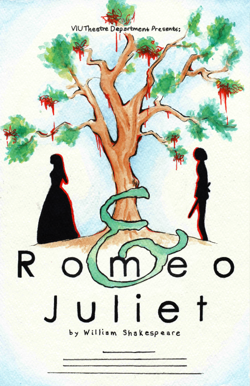 Romeo and Juliet Poster by Kotamu on DeviantArt