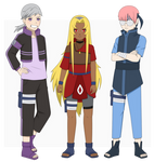 [NARUTO] Team 0  by thebabyangel2