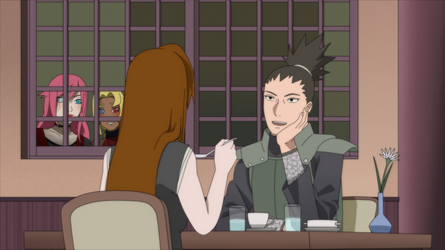 [NARUTO] Just Another Date
