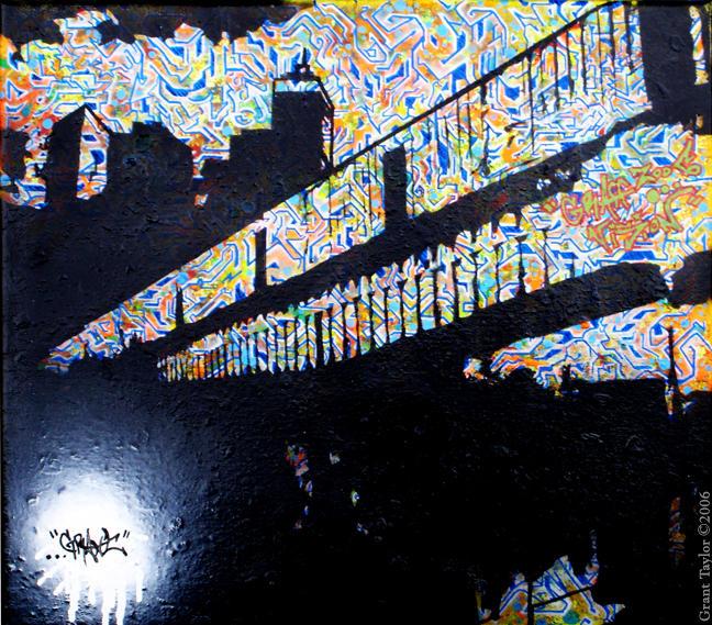 Graff vision by GraffitiGrant