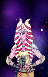 Star Wars OC: Shelana Nil