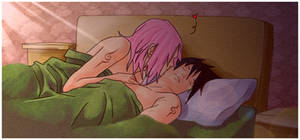 Wake up my love by nami86