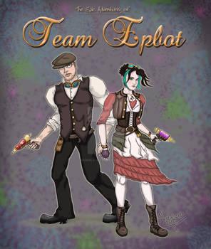 Team Epbot Comic ~ For Jen