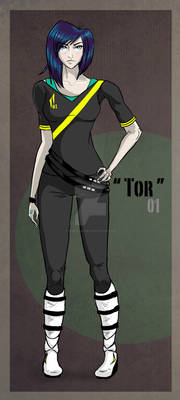 Tor Character prototype - Project Hellion