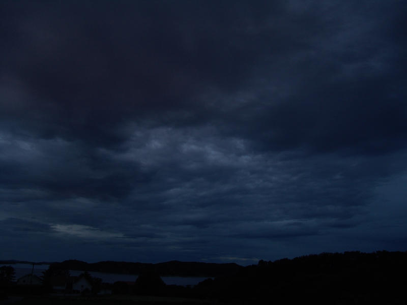 Dark Blue Sky 2