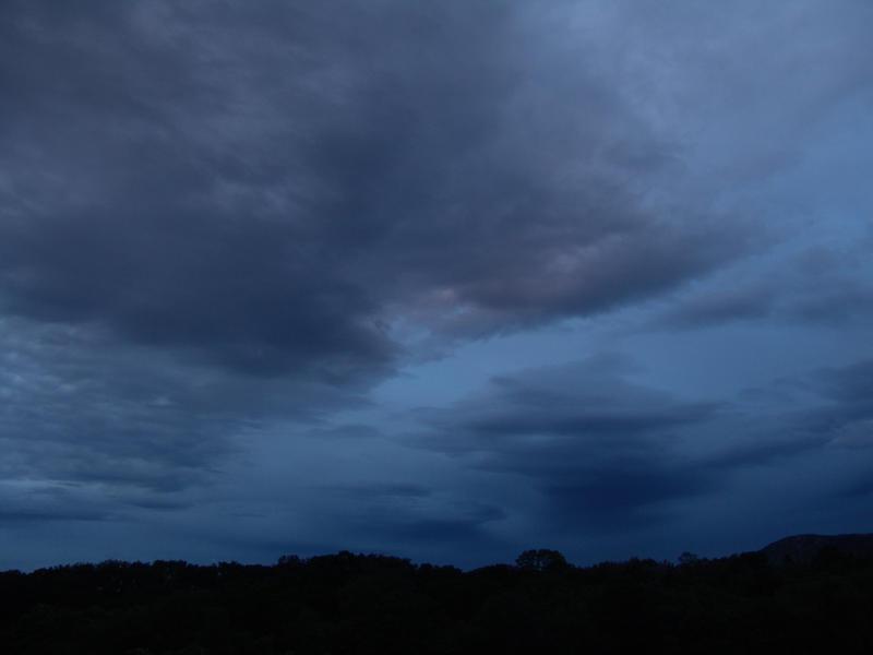 Dark Blue Sky 3 by CatStock