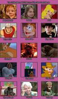 The Little Princess Daphne 2 cast meme