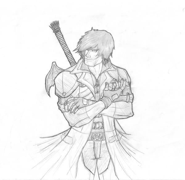 Dibujos a lapiz (y mas) de videojuegos :D - Taringa!