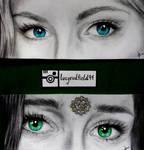 Eyes Set To Kill (my shipper heart)